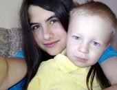 Мой маленький племянник:)