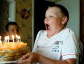 День рожденье брата
