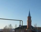 Мечеть в селе Новое Усманово