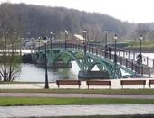 Мост в Царицино