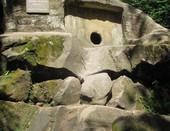 Памятник археологии Дольмен. Черное море.Лазаревское