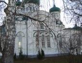Раифский богородицкий мужской монастырь.Татарстан.