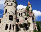 Усадьба-замок Храповицкого