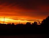 Храм Святой Троицы на закате