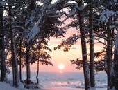 Зимняя Онега