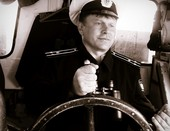 ...Капитан, капитан..улыбнитесь!))