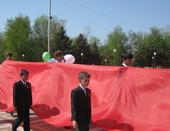 Полотно Победы. 08.05.2010