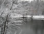 зимние Сокольники