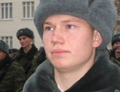 Солдат на присяге