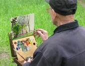 Весна глазами художника