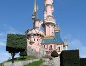 Замок Спящей красавицы.