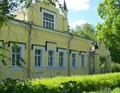 Дом-музей Н. К. Рериха в Изваре.