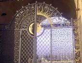Казань. Ворота башни Сюмбике.