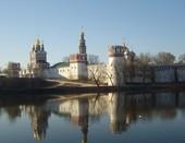 Новодевичий монастырь. г.Москва
