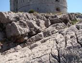 Черногория. Крепость близ г.Жаниц.
