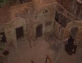 Древнее уйгурское жилье.
