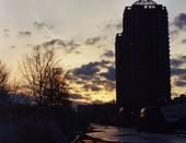 Городской закат
